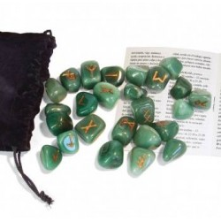 .Rune Avventurina Verde