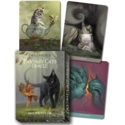 Fantasy Cats Oracle - Carte