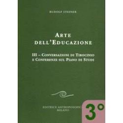 Arte dell'educazione - 3° vol.
