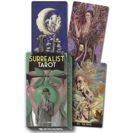 ".Tarocchi Surrealisti ""Surrealist Tarot"""