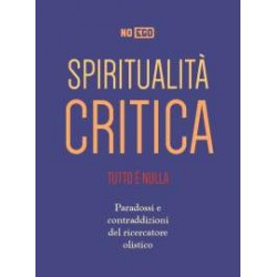 .Spiritualità critica....