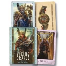 Viking Oracle - Carte + libro